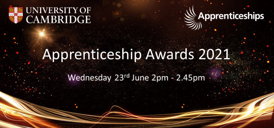 click to view apprenticeship awards 2021