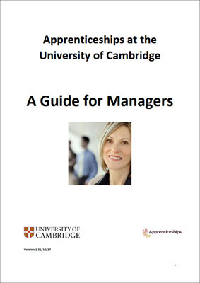 Click to view A guide for managers